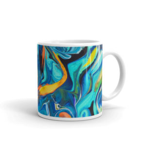 Koi Pond – Mug
