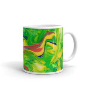 Effort Rewarded – Mug