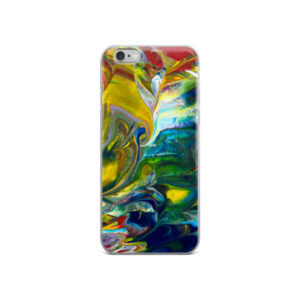 Autumn Waterfall – iPhone Case