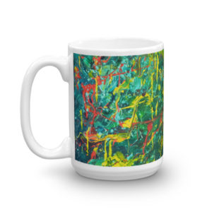 Warm State of Annoyance – Mug