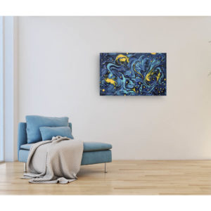 Channeling van Gogh – Canvas Print